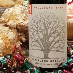 Fullsteam Brewery's Coffee Pecan Porter